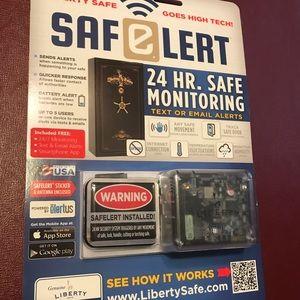 NWT 🔒Safe Alert System by Liberty Safe